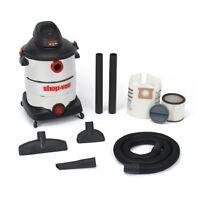 Shop-vac 5986300 16-gallon 6.5 Peak Hp Stainless Steel Wet Dry Vacuum, New, Free on Sale