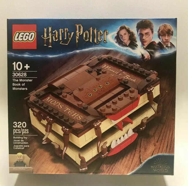** New Sealed - 30628 LEGO Harry Potter : The Monster Book of Monsters
