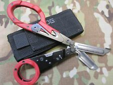 Sog Military Medic Combat Corpsman Emt Shears Para Rescue Scissors Multi Tool
