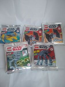 Lego-Star-Wars-transparentes-AT-M6-AT-ST-TIE-Fighter-Jedi-Interceptor-NEUF