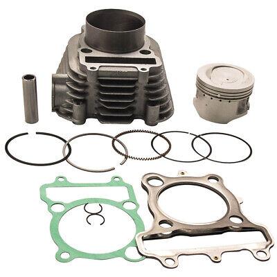Cylinder Piston Gasket Pin Top End Kit for Yamaha Bear Tracker 250 1999-2004  e4