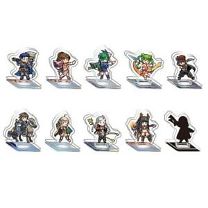 Fire-Emblem-Heroes-mini-acrylic-Figure-Collection-Vol-10-BOX-full-set-JAPAN