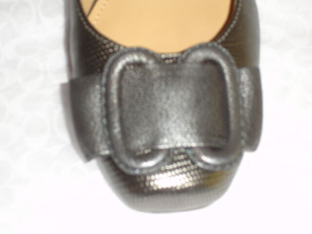 NEW CIRCA JOAN DAVID WANDA LEATHER LEATHER LEATHER Größe 6.5 PUMPS PEWTER CASUAL Schuhe BEAUTIFUL 2090f5