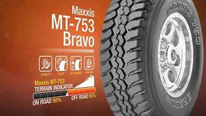 MAXXIS-BRAVO-MT-753-245-75R16-BRAVO-MUD-4X4-TYRE-245-75-16-4WD