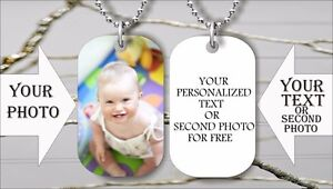 YOUR-OWN-PICTURE-TO-PERSONALIZE-CUSTOM-DOG-TAG-PENDANT-NECKLACE-dfg5Z