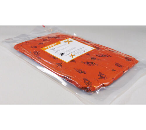 Blizzard EMS Blanket Flat Pack Reflexcell Hypothermia Prevention Trauma Care