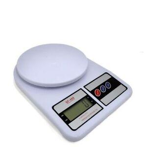 Peso Digital Cocina | Peso Digital Bascula Balanza Electronica Cocina Precision De 1g