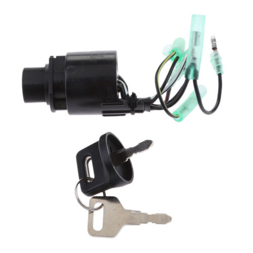 Ignition Switch & Key for Honda Outboard 2 /& 4 Stroke 35100-ZV5-013
