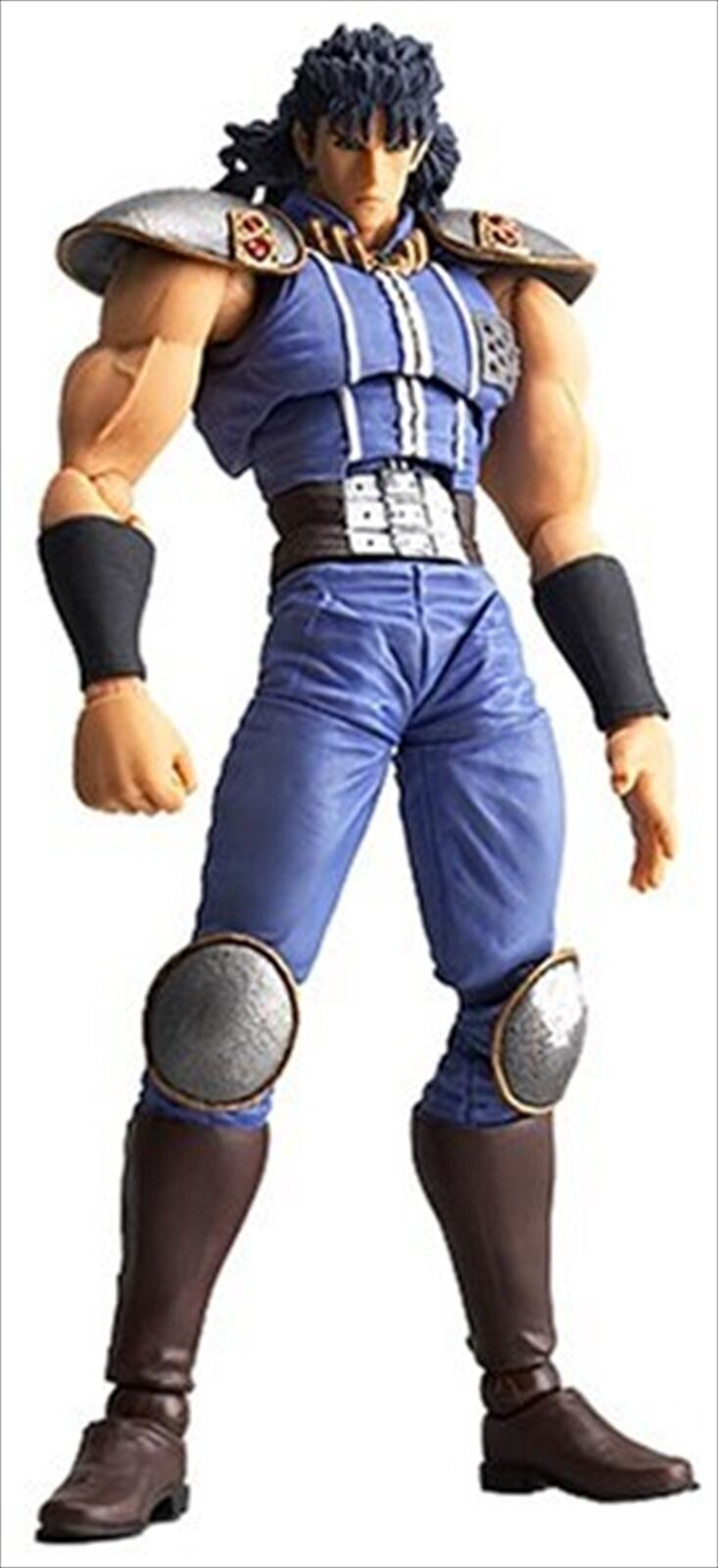 Kaiyodo Legacy OF Revoltech Fist of the North Star Revolution No.003 Rei Figure