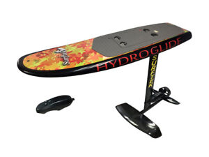 Details about JET SURFBOARD-ELECTRIC HYDROFOIL SURFBOARD-CARBON FIBRE  HYDROFOIL