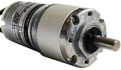 Ø32mm bis 180 Ncm DC-Motor /& Planetengetriebe 24V 191 U//Min Getriebemotor