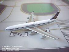 Dragon Wings Mandarin Airlines Airbus A340-300 Diecast Model 1:400