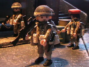 PLAYMOBIL-CUSTOM-AMETRA-PARA-2-BAT-REG-SOUTH-STAFFORDS-ARNHEM-1944-REF-043
