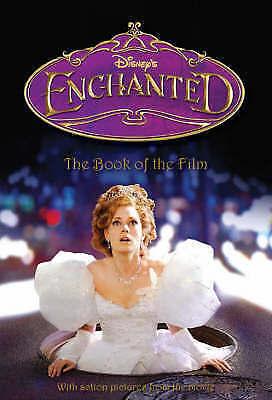 """AS NEW"" Disney, Disney ""Enchanted"" The Book of Film, Book"