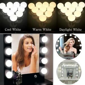 Lampe-pour-Miroir-Hollywood-Kit-de-Lumieres-de-Miroir-Maquillage-14-Ampoule-LED