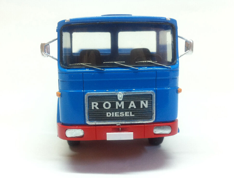 1//50 Camion ROMAN 8.135F High Quality Resin KIT by Fankit Models