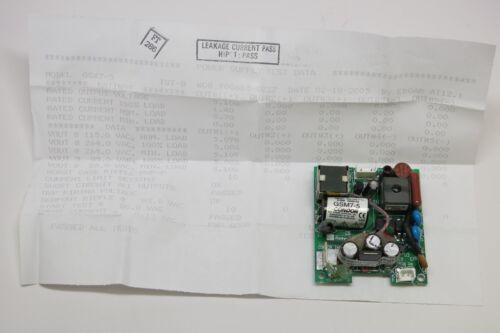 Condor GSM7-5 5VDC @ 1.4A Medical Power Supply NIB!