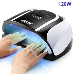 120W-UV-LED-Lamp-For-Nails-Dryer-Two-Hand-Ice-Lamp-54-LEDSFor-Manicure-Gel-Nail