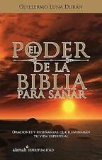 El poder de la Biblia para sanar  The Bible's Healing Powers (Spanish -ExLibrary