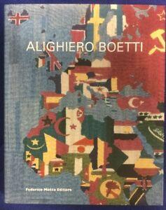 Alighiero-Boetti-Catalogo-della-Mostra-Parigi-2010-Federico-Motta-Editore
