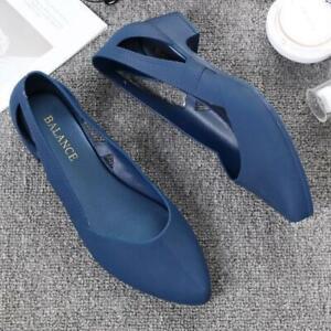 Women-Ladies-Moccasins-Leather-Flat-Loafers-Shoes-Comfy-Slip-Pumps-H6E6