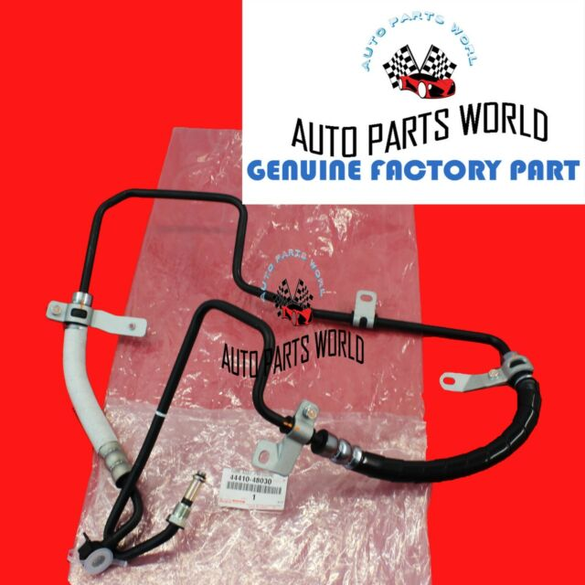 Power Steering Pressure Line Hose Assembly fits 99-03 Lexus RX300 4441048030