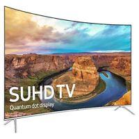 """Samsung UN65KS8500 65"""" 2160p SUHD LED LCD Television Televisions"""