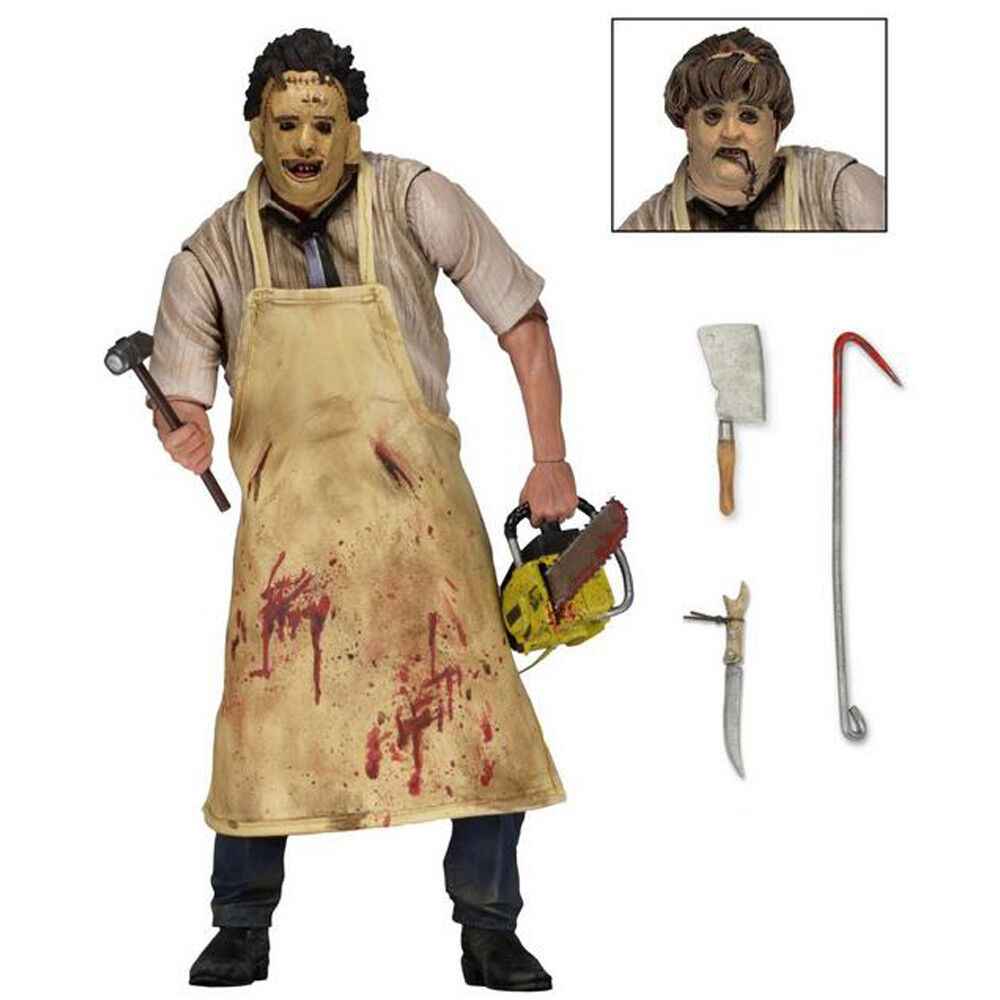The Texas Chainsaw Massacre 40th Anniversary Reeltoys ACTION FIGURE 7