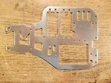 SP-60 Radio Plate (Upper Deck) - Kyosho Pure Ten GP10 Spider GP-10 Nostalgic