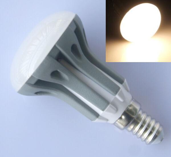 Warm White E14 R50 3W 18 LED 2835 SMD Spotlight Spot Light Lamp Bulb AC85-265V