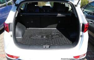 Gummi Kofferraumwanne für VW T-Cross 2018 Kofferraummatte Laderaumwanne