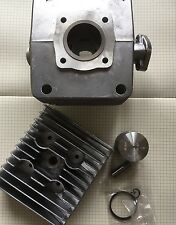 SIMSON S51 60cc SET UP! CYLINDER, HEAD AND PISTON SET! MAKE YOUR SIMSON FASTER!