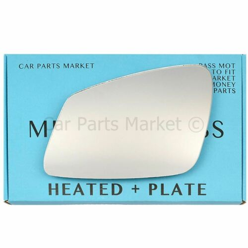 For BMW 2 Series 14-18 Left side Electric mirror glass plate Active Gran Tourer