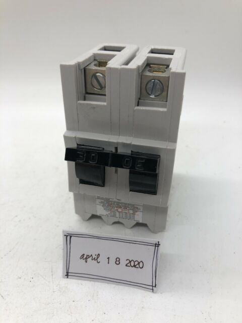 FPE Federal Pacific Stab-Lok NA NA230 30-Amp 2-Pole 30A 2P Circuit Breaker THICK