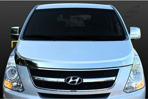 2018 hyundai iload.  hyundai image is loading chromestonebugdeflectorshieldguards3pfor for 2018 hyundai iload