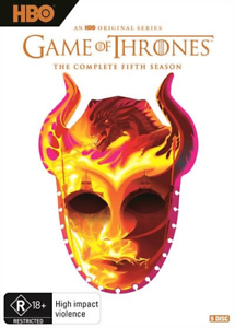 Game-Of-Thrones-Season-5-Limited-Edition-DVD-2018-5-Disc-Set-Region-4