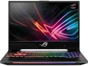 "ASUS ROG Strix SCAR II 15.6"" IPS Slim Bezel GTX 1070 8GB 512 SSD RGB 16GB Laptop"