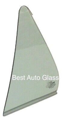 Fit 2003-2008 Toyota Corolla Driver Side Left Rear Vent Glass
