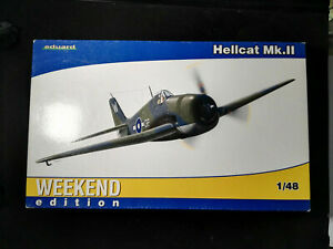 Hellcat-Mk-II-Eduard-Weekend-Edition-Scale-1-48-Kit-84134