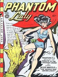 Pdf phantom comics