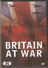 BRITAIN AT WAR - 6 DVD BOX SET - HOME FRONT BRITAIN & MORE