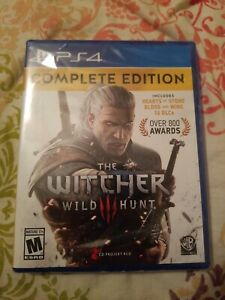 The-Witcher-3-Wild-Hunt-Complete-Edition-PS4-Same-Day-Shipping-read-Below