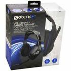 Gioteck HC2+ Auriculares de Diadema para Gaming para PC / Sony PlayStation 4 / Microsoft Xbox One - Negro