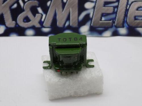 Permalloy 1x TOT84 TOT-84 Matching Transformers Low Frequencies ТОТ-84