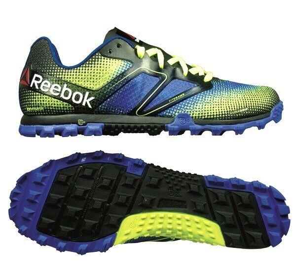 B Mens Reebok All Terrain Super Spartan Crossfit Trainer Sneaker Shoe V60411 Crossfit Spartan 5581c8