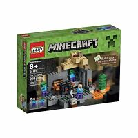 LEGO Minecraft The Dungeon (148283) Toys