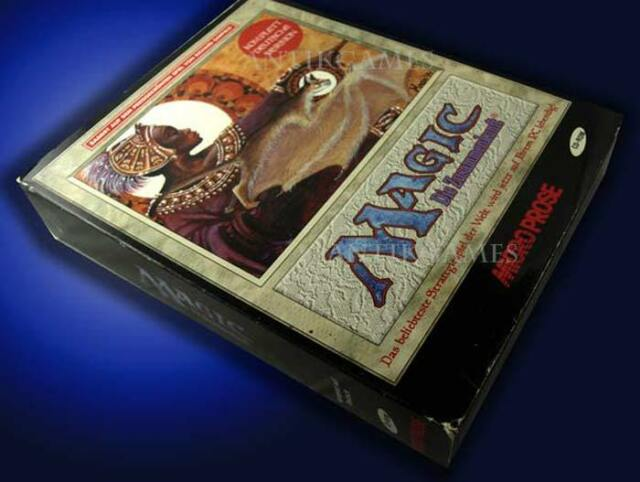 Magic die Zusammenkunft Bigbox Deutsch dickes Handbuch nur Windows 95