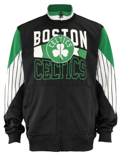 Zipway Men/'s Basketball NBA Boston Celtics Track Jacket