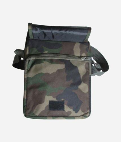 Sacoche Style Camouflage Militaire. Sac à bandoulière