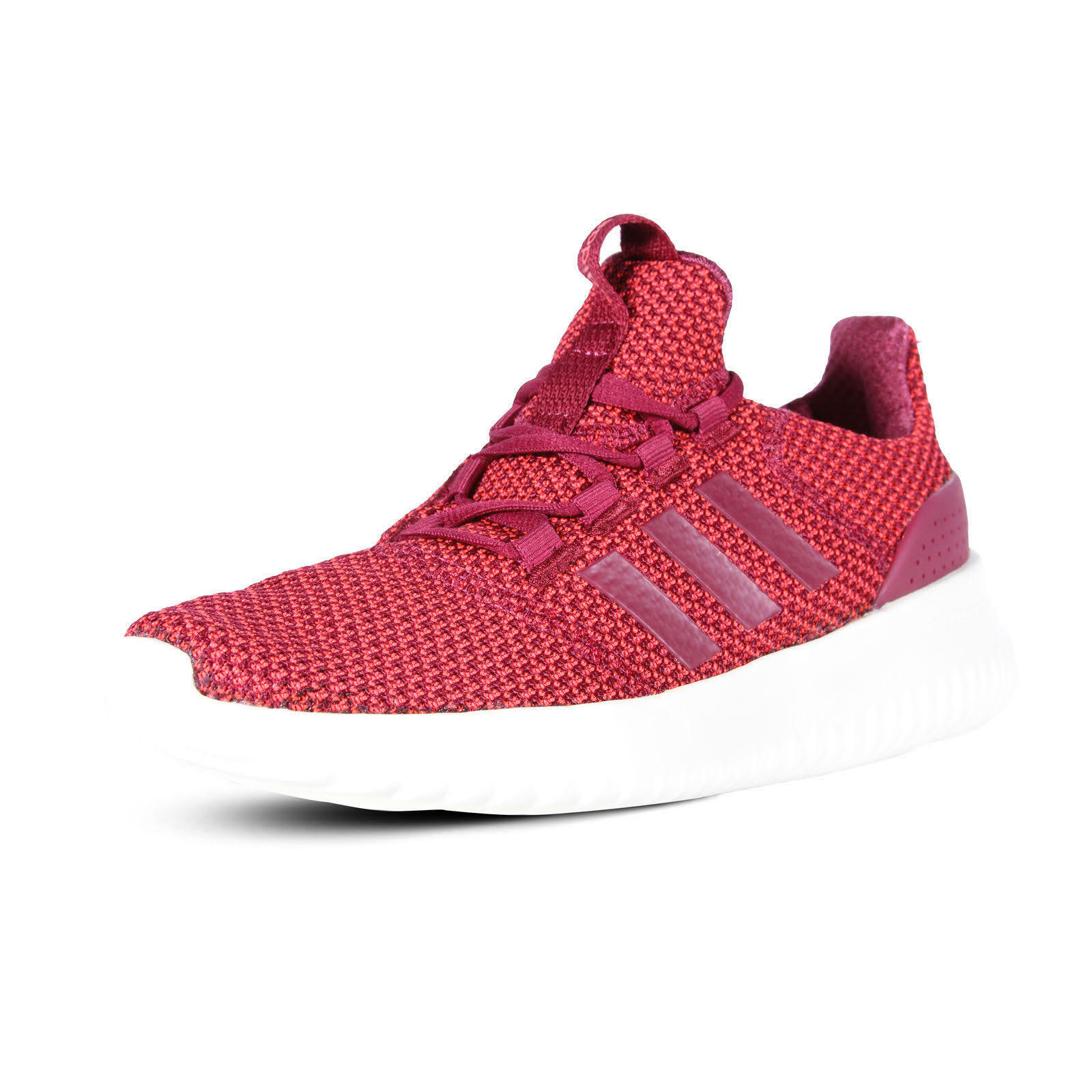 New Adidas women athletic sneakers. Red running shoes size 9 Cloudfoam Ultimate